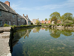 Click to view The Millpond and Cottages