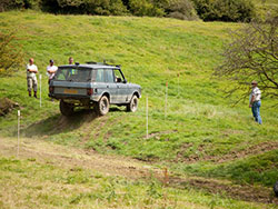 Click to view Dorset Rover Trials on the Purbeck Hills