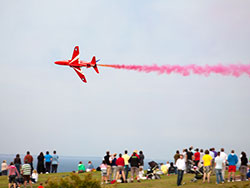 Click to view Red Arrows 2011