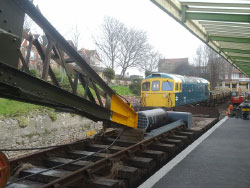 Repairs on the Railway - Ref: VS1383