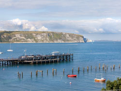 Click to view Swanage Pier