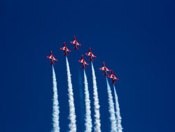Click to view Red Arrows 2012