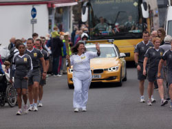 Olympic Torch Relay  - Ref: VS1422
