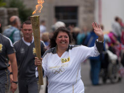 Olympic Torch Relay  - Ref: VS1423