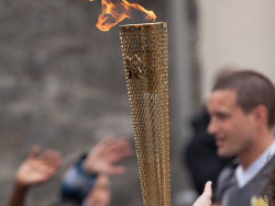 Olympic Torch Relay  - Ref: VS1424