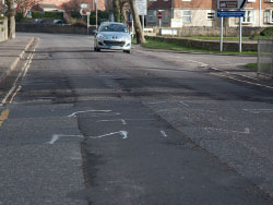 Click to view Victoria Avenue Potholes