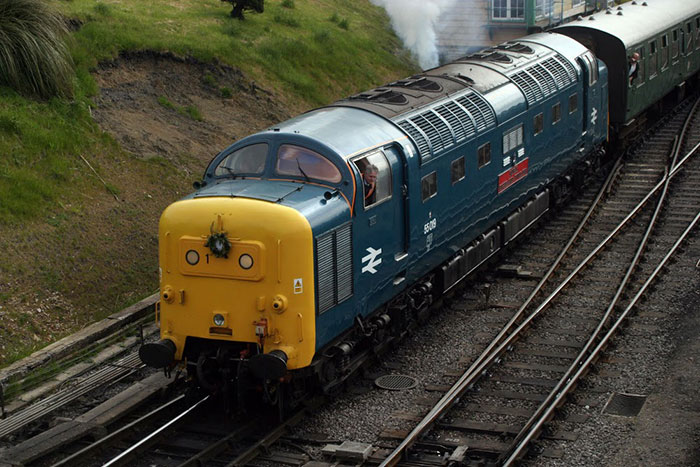 Swanage Railways Diesel Gala
