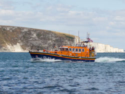 Swanage Lifeboat - Ref: VS1472