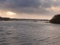 Click to view Flooding near Wareham