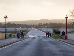 Click to view Wareham Causeway Flooding