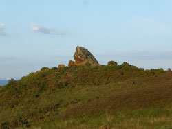 Click to view Agglestone Rock