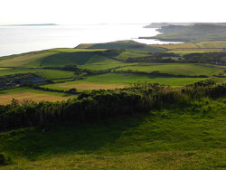 Click to view Across Kimmeridge
