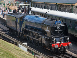 Click to view A1 Steam Loco Trust No 60163 Tornado