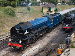 A1 Steam Loco Trust No 60163 Tornado - Ref: VS1562