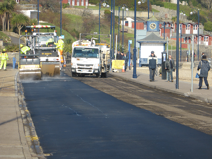 Shore Road Resurfacing