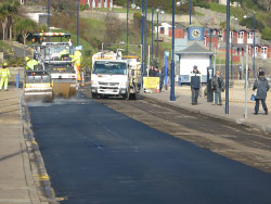 Click to view Shore Road Resurfacing