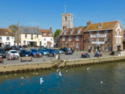 Click to view Wareham Quay