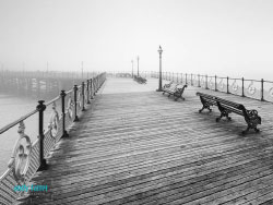Click to view Pier in the mist