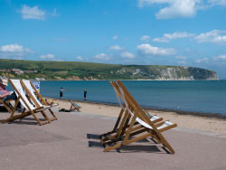 Click to view Swanage Seafront