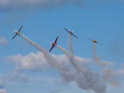 Click to view Swanage Carnival Air Show