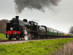 Click to view Steam Train