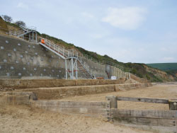 Cliff Repair work completed - Ref: VS1699