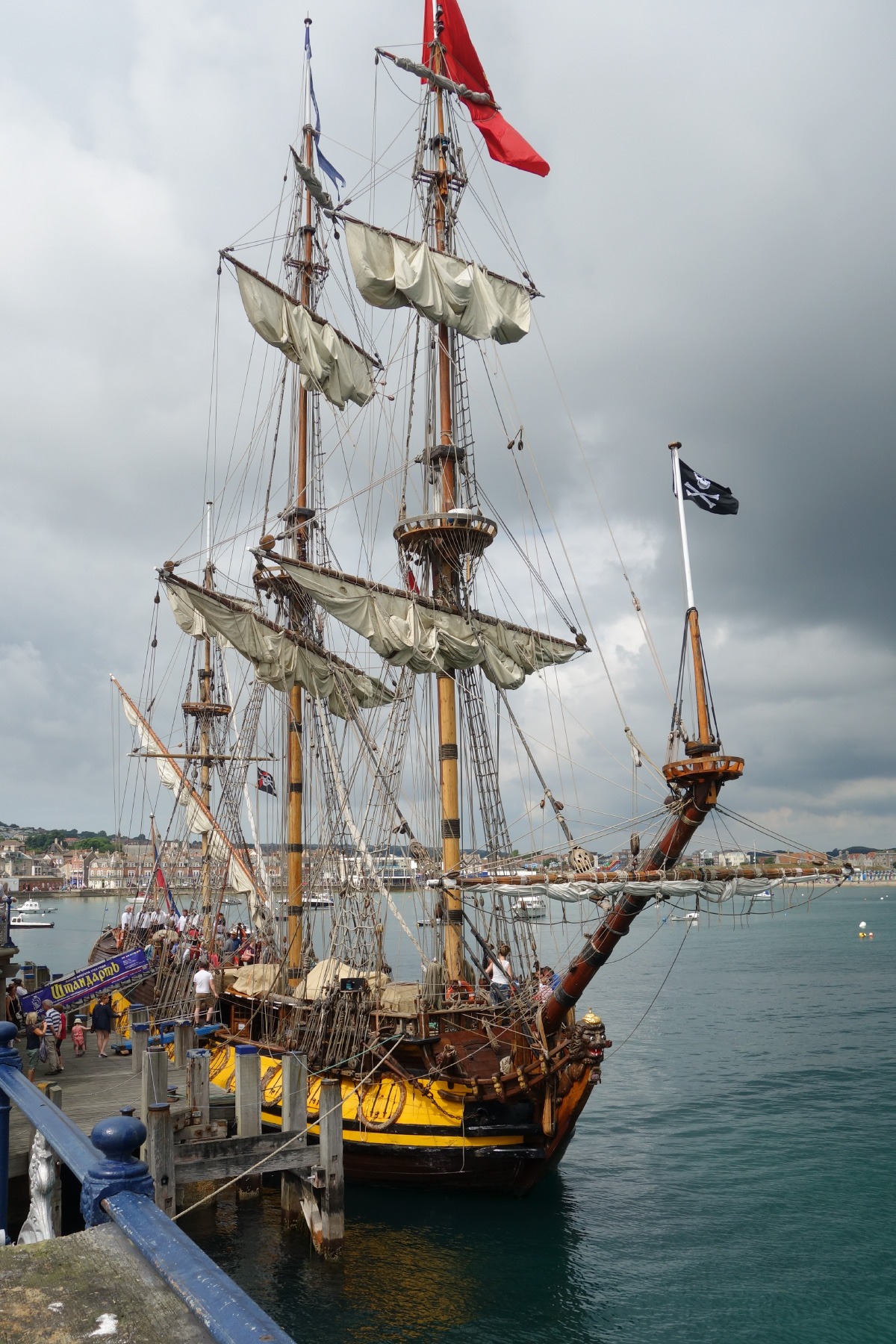 Purbeck Pirate Festival