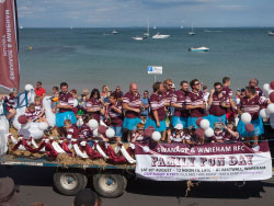 Click to view Swanage Carnival