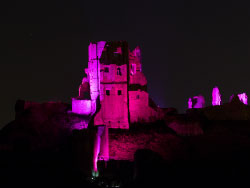 Click to view Castle in Purple