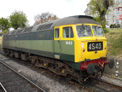 Click to view Engine at the Diesel Gala and Beer Festival