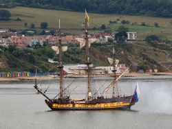 Shtandart in Swanage Bay - Ref: VS1779