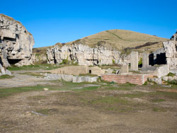 Click to view Winspit Quarry Buildings