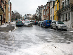 Click to view Ice on Park Road