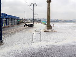 Click to view Shore Road Foam and Ice