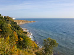 Click to view Durlston Bay in the Autumn