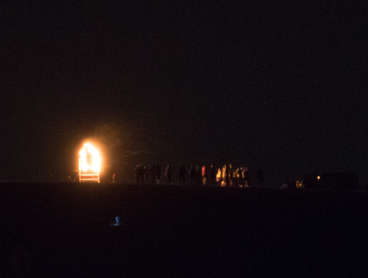 Armistice Day Beacon on the Purbeck Hills