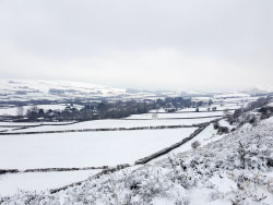 Click to view Purbeck Hills in the Snow