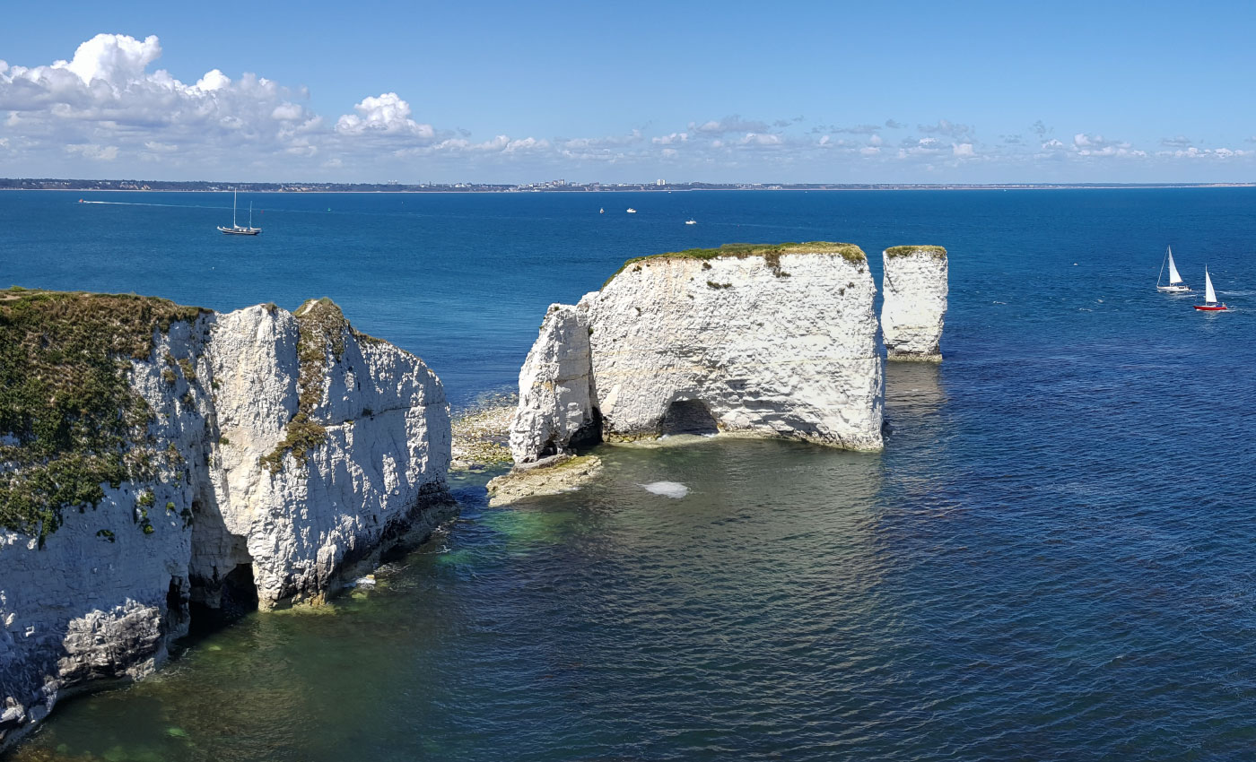 The Foreland and Old Harry Rocks