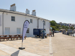 Click to view Swanage Pier Cafe and Shop