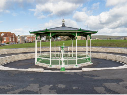 Click to view Swanage Bandstand Refurbished