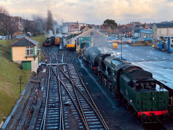 Swanage Railway Station - Ref: VS2021