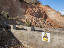 Click to view Sheps Hollow landslides 26 Feb