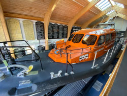 Click to view In the Lifeboat Station