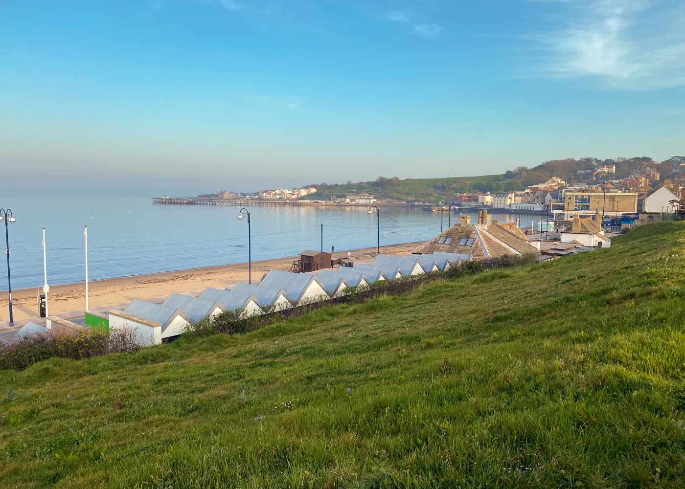 Early Evening at Swanage Seafront