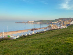 Early Evening at Swanage Seafront - Ref: VS2079