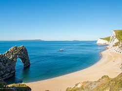 Click to view Durdle Door and Bats Head