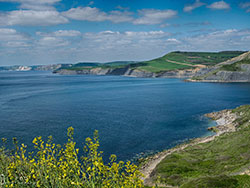 Click to view The Jurassic Coast - Chapmans Pool