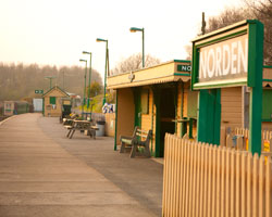 Norden Park and Ride