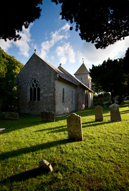Church at Worth Matravers
