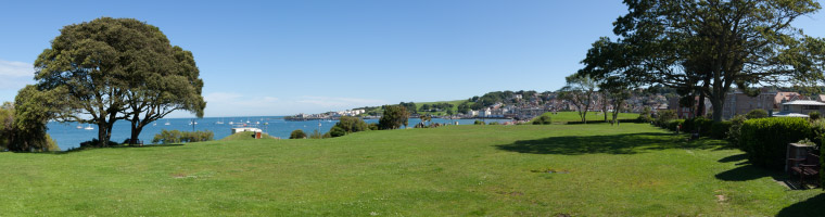 Sandpit Field in Swanage